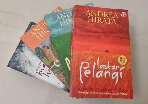 Lima Buku Yang Difilmkan Pilihan, Lima Buku Yang Difilmkan Pilihan, Jurnal Suzannita