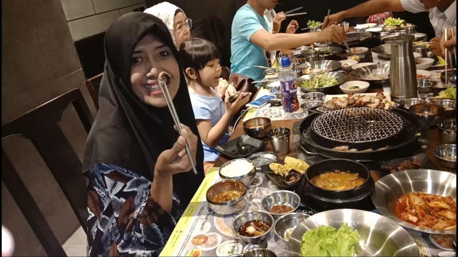 Magal Korean BBQ House, Serunya Makan di Magal Korean BBQ House, Jurnal Suzannita