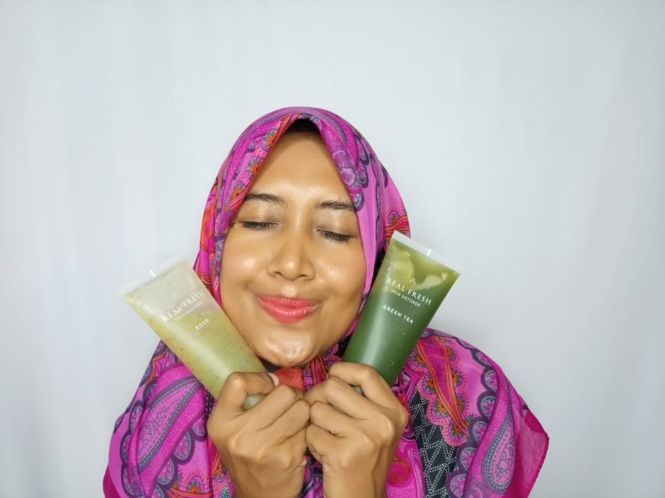 Althea Real Fresh Skin Detoxer, Althea Real Fresh Skin Detoxer   Review, Jurnal Suzannita