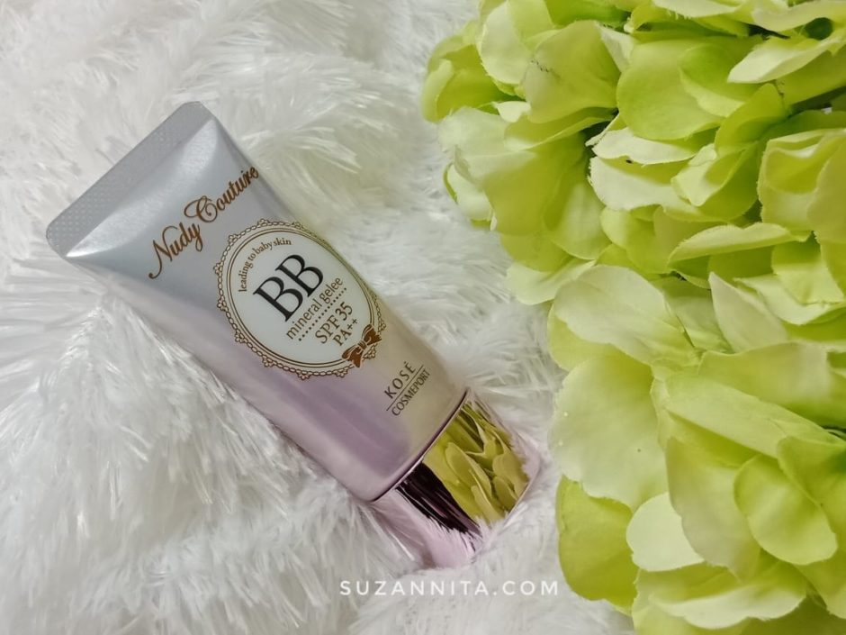 KOSE COSMEPORT Nudy Couture Mineral BB Cream SPF 35++