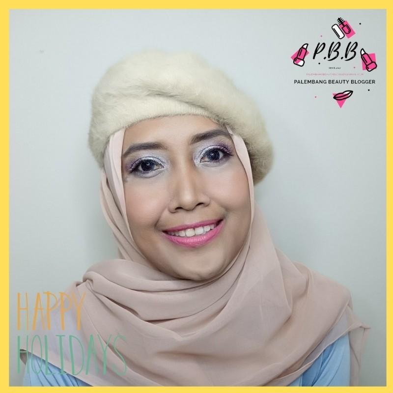 Makeup look, Sweet Holiday Make-up Look, Jurnal Suzannita