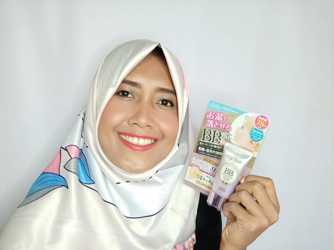 KOSE COSMEPORT Nudy Couture Mineral BB Cream, KOSE COSMEPORT Nudy Couture Mineral BB Cream | Review, Jurnal Suzannita