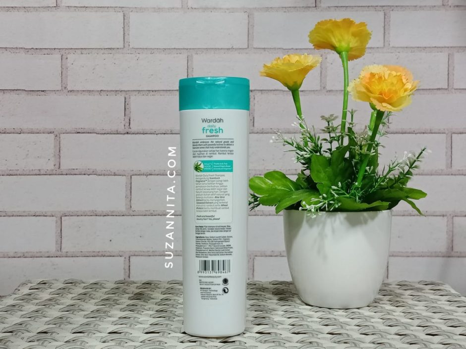 Wardah Shampoo Yang Cocok, Wardah Shampoo Yang Cocok Bagi Kalian | Review, Jurnal Suzannita