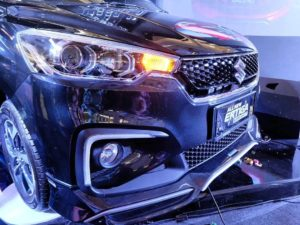 Suzuki All New Ertiga Sport depan