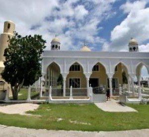 masjid syekh karim al makhdumi