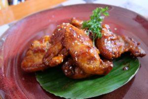 Chicken Wings Korean Sauce