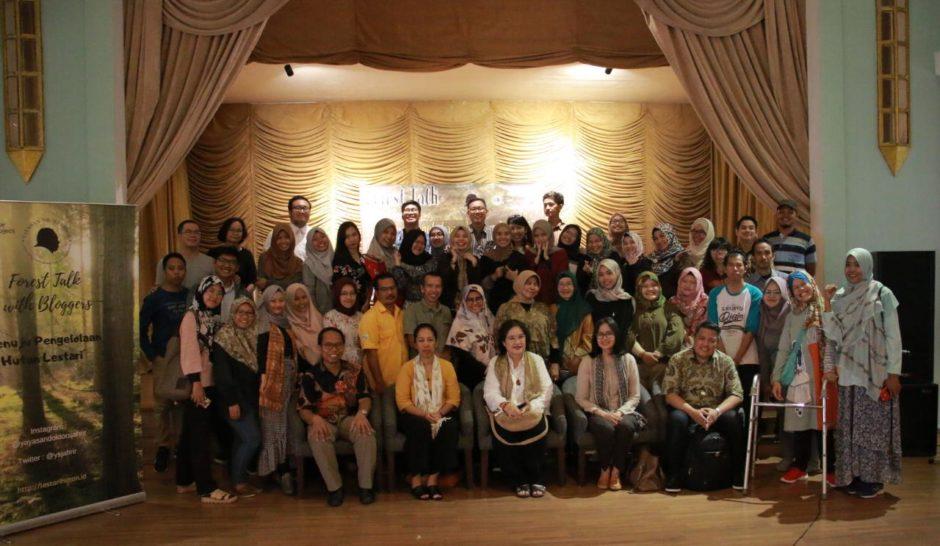 Forest Talk Blogger Palembang