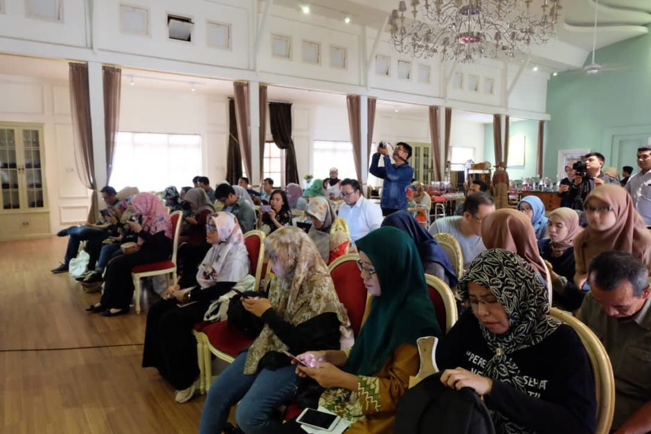 Forest Talk With Blogger Palembang