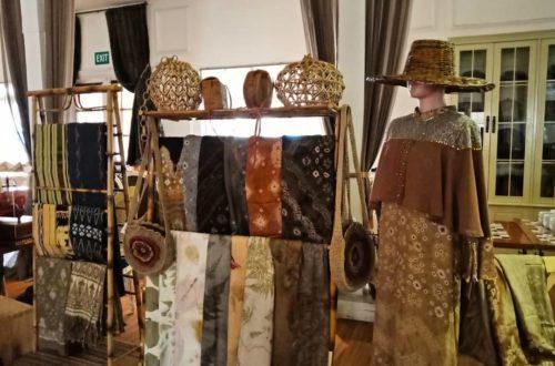 Galery Wong Kito Pewarnaan Alam
