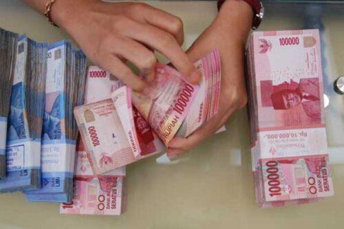 Uang Tunai Rupiah