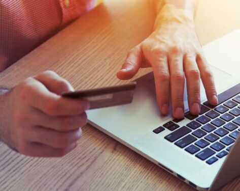 Kartu Kredit Belanja Online