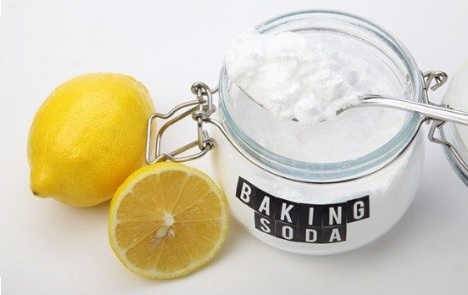 Lemon dan Baking Soda