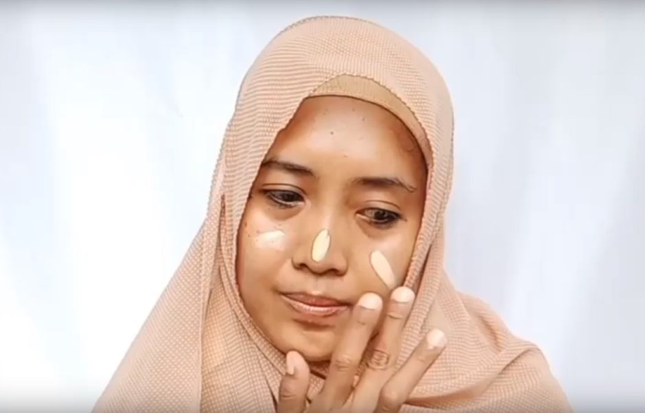 make up natural hijab, Make up Natural Hijab Untuk Aktivitas Sehari-Hari, Jurnal Suzannita