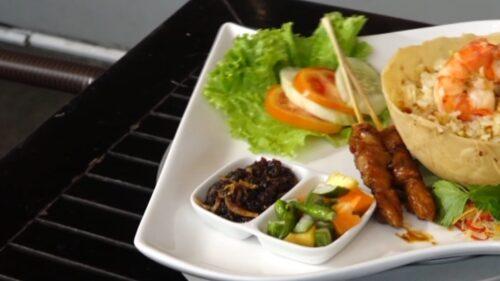 Nasi Goreng Mercon Kurma