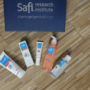 Safi White Expert Oil Control Anti Acne Series