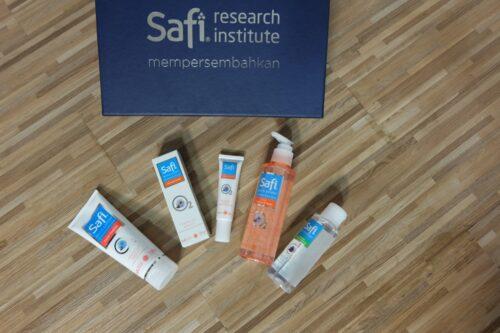 Safi White Expert Oil Control Anti Acne Series
