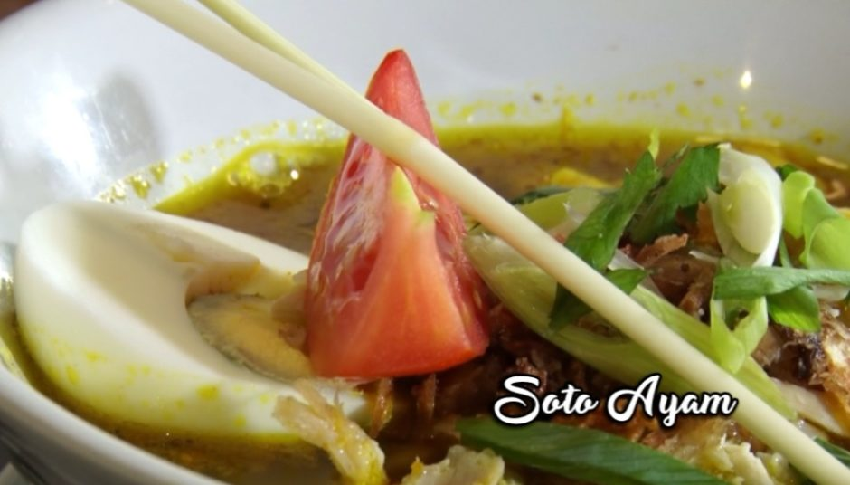 Soto Ayam ala Hotel Batiqa Palembang