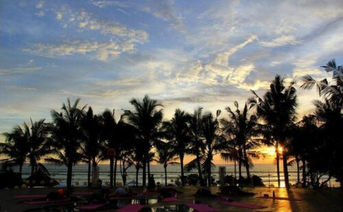 W Retreat Spa Bali Pantai Seminyak