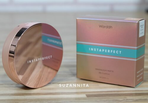 Wardah Instaperfect Mineralight Matte BB Cushion 1