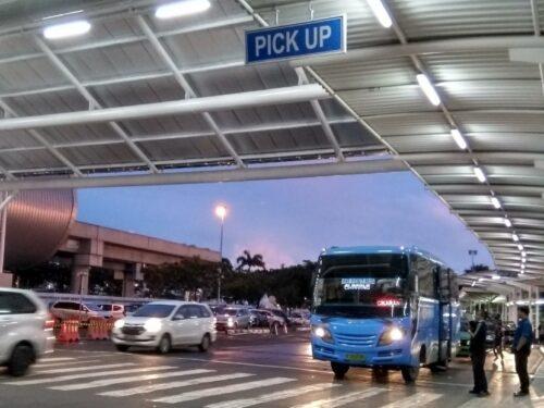 Naik Big Bird Airport Shuttle Dari Bandara Soekarno Hatta