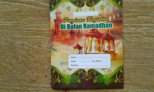 Buku Kegiatan Ramadan