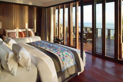 Bvlgari Resort Bali Bedroom