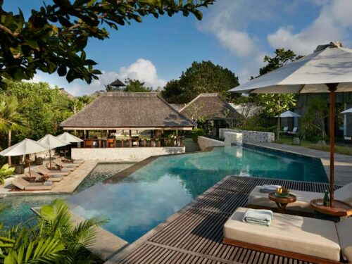 Bvlgari Resort Bali Pool