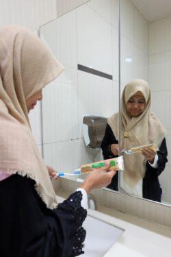 Pasta Gigi Sasha, Pasta Gigi Sasha Halal Pertama Dengan Siwak Asli, Jurnal Suzannita