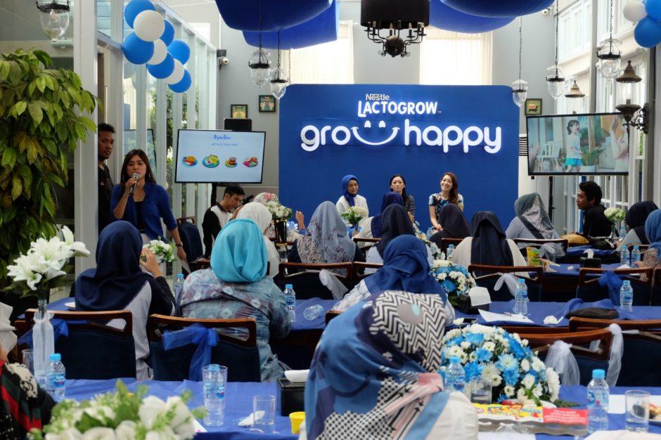 Lactogrow Grow Happy event 1