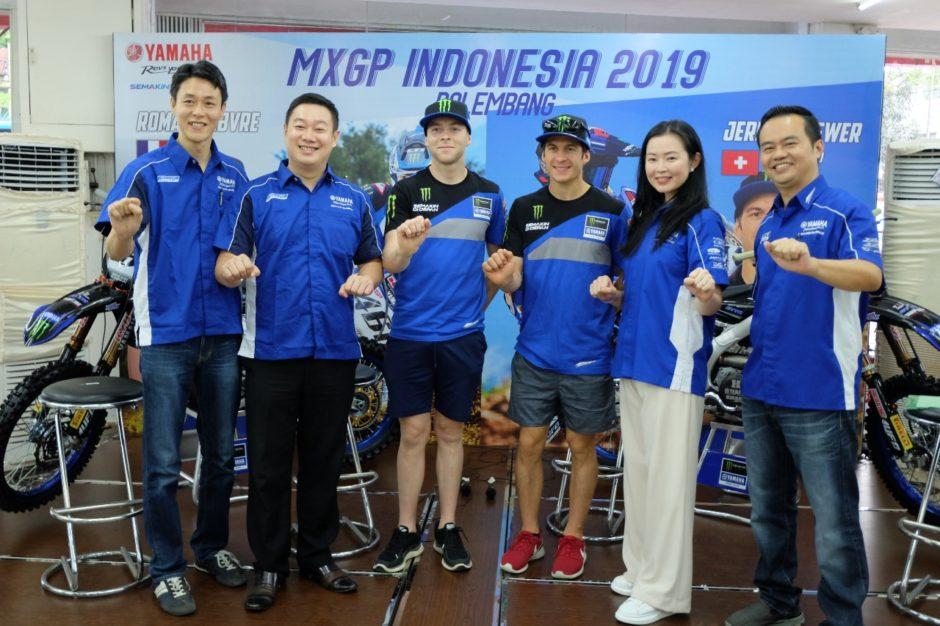 Yamaha Riders Motor Cross Grand Prix 2019 MXGP Seri Palembang