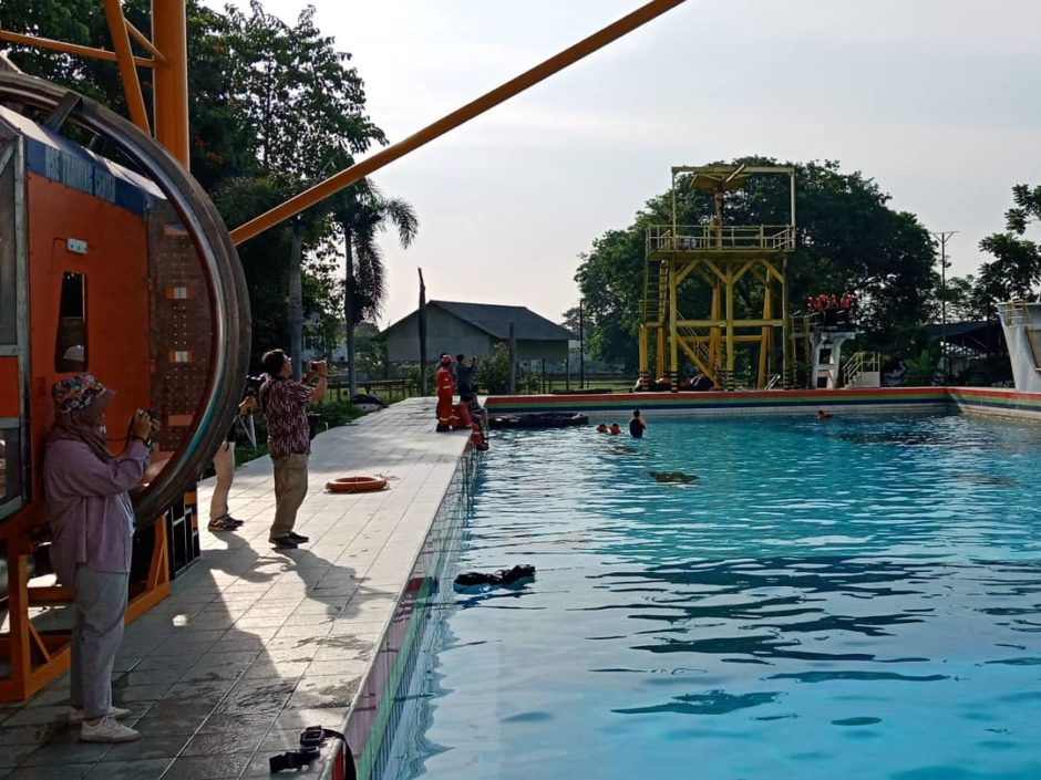 HSE Training Center Pool Pertamina RU III