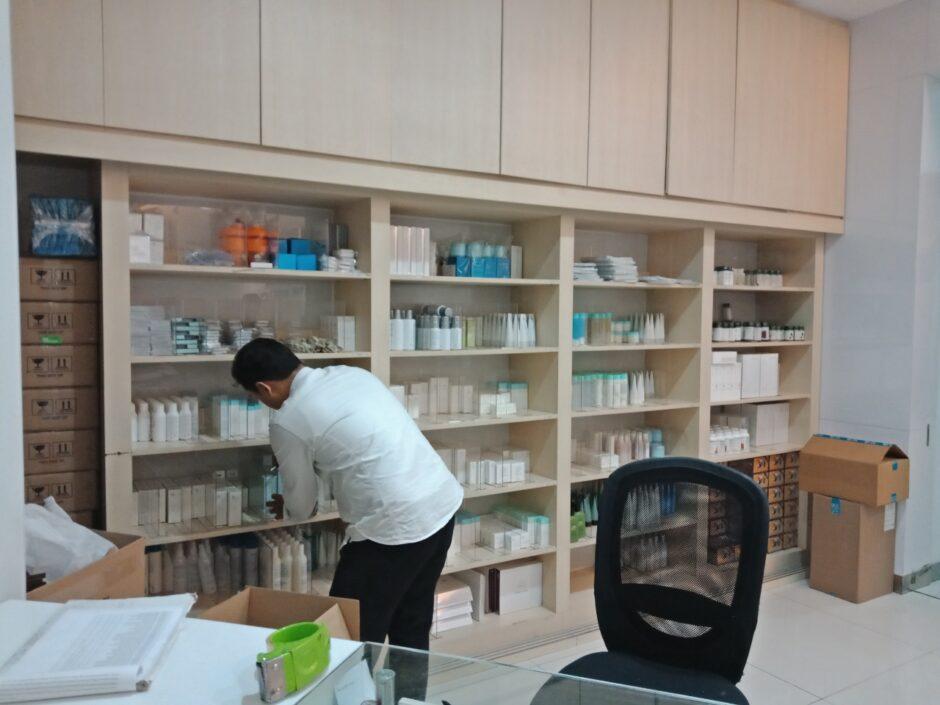 NU Skin Show Case Jakarta