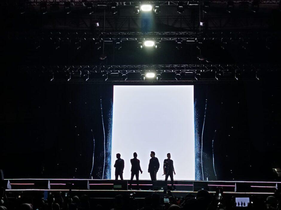 Westlife Concert The Twenty Tour 2019 Palembang