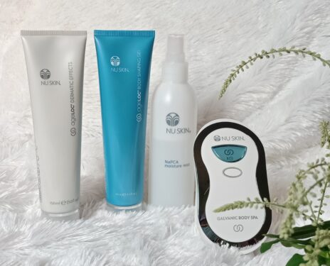ageLOC Galvanic Body Spa