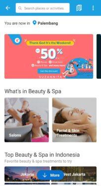 Layanan Beauty & Spa