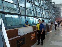 XTrans di Bandara Soekarno Hatta