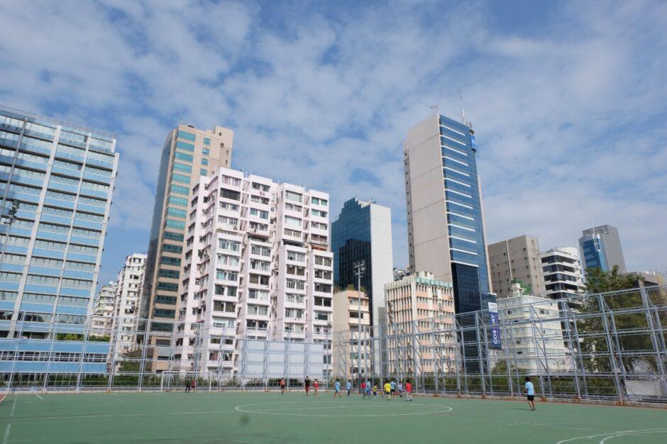 Area Sepakbola Kowloon Park