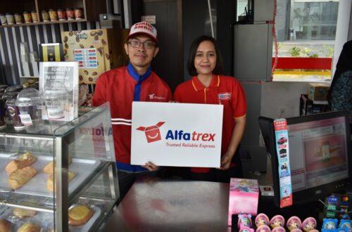 Kirim Paket Pakai Alfatrex