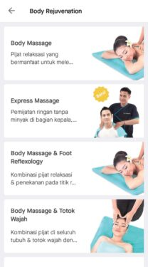 Layanan Body Rejuvenation