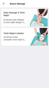 Layanan Beauty Massage