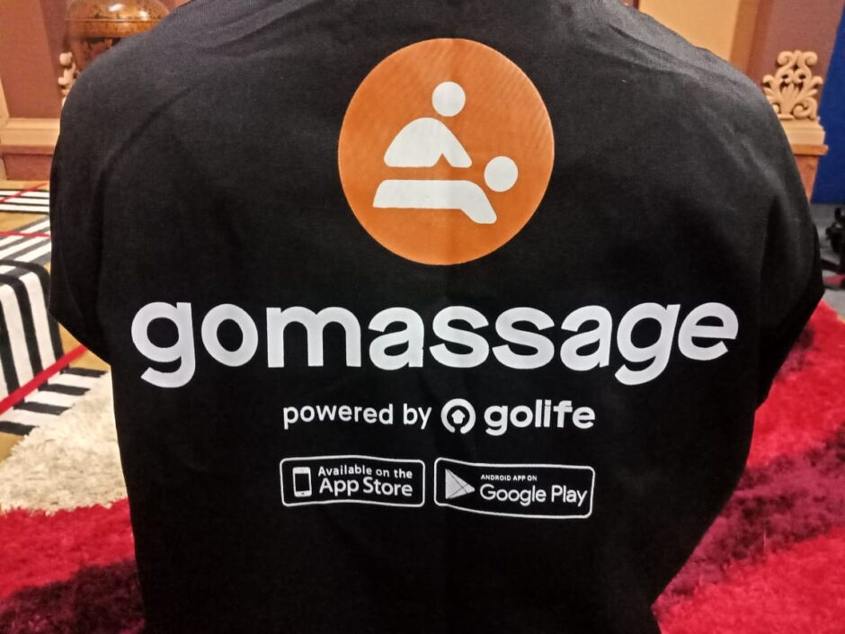 Layanan Go Massage