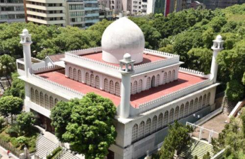 Kubah Masjid Kowloon
