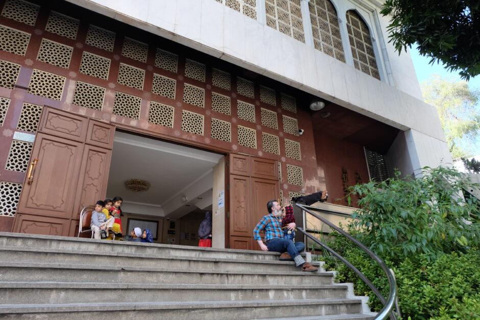 Tangga Masjid Kowloon
