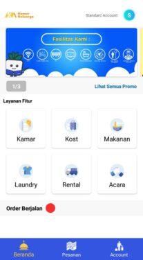 Aplikasi Kamar Keluarga