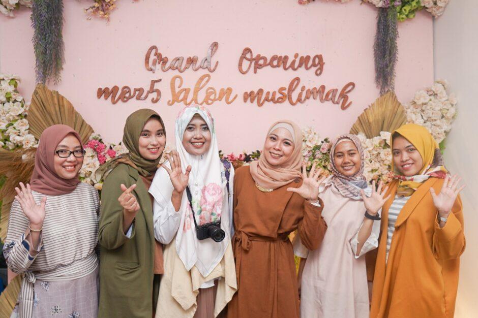 Bersama teman-teman blogger Palembang