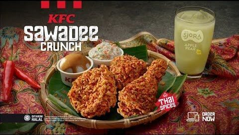 KFC Sawadee Crunch