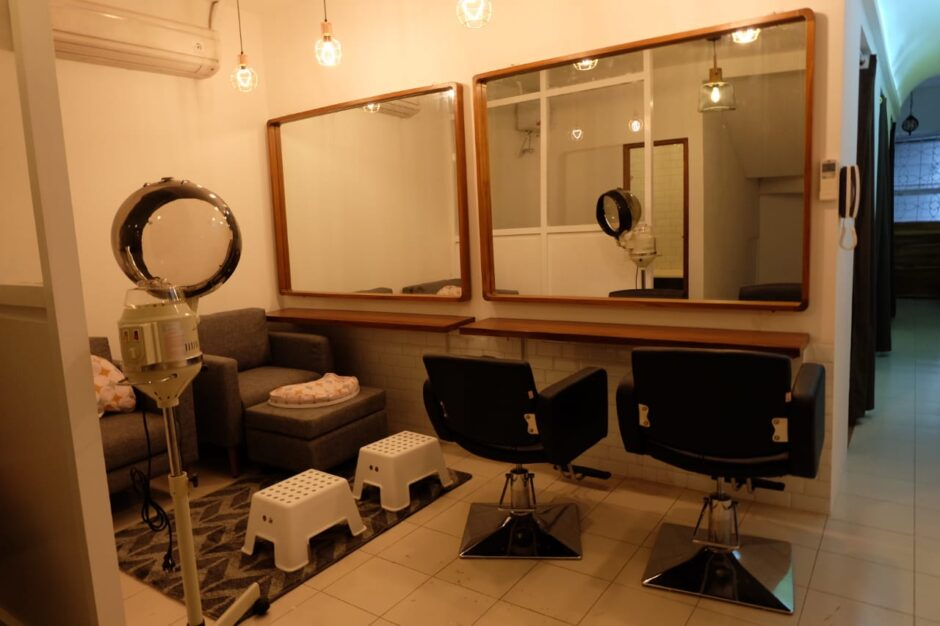 Ruang Treatment Moz5 PS