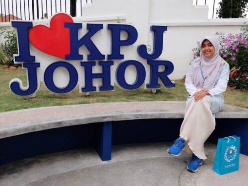 Suzan di KPJ Johor