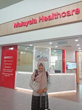 Suzan di MHTC Lounge