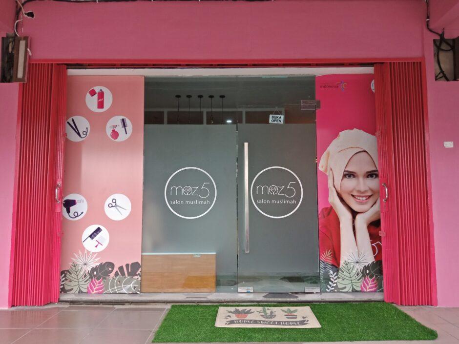 moz5 Salon Palembang Square